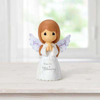 Tabletop Angel Resin You're A Blessing Mini Figurine