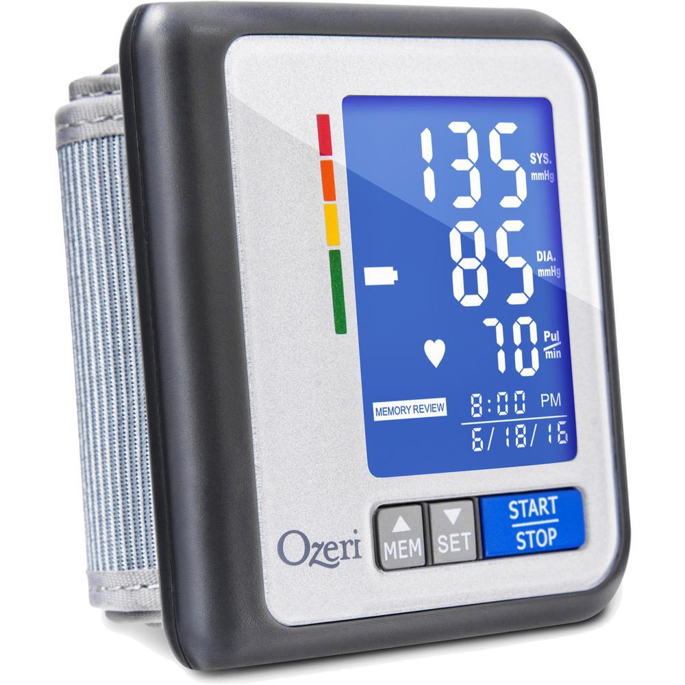 Ozeri CardioTech Travel Series BP6T Rechargeable Blood Pr...