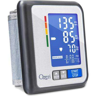 CardioTech Travel Series BP6T Rechargeable Blood Pressure Monitor with Hypertension Indicator