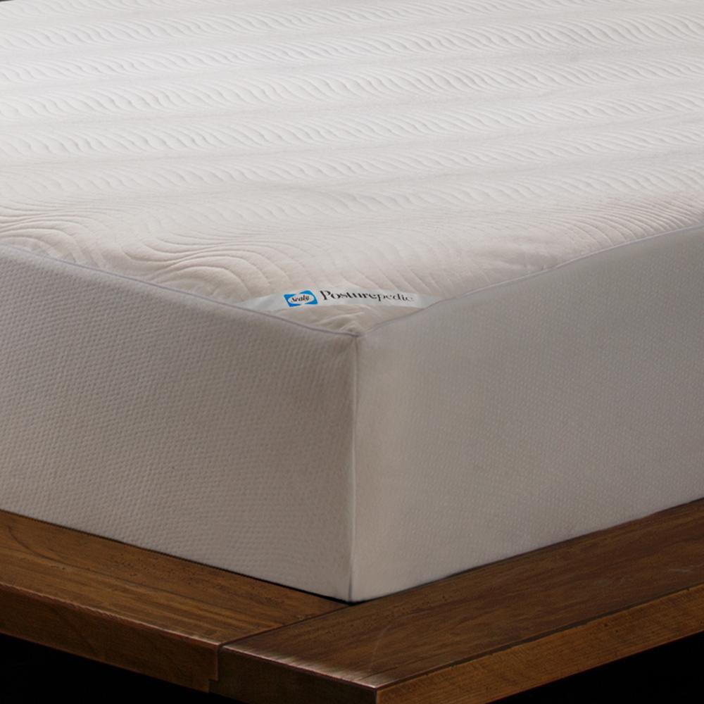Cooling Comfort Waterproof Fitted Queen Mattress Protector