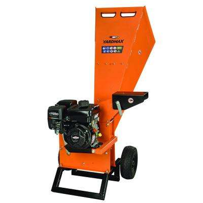 "Chipper Shredder YW7565 3"" Diameter, Briggs & Stratton, CR950, 6.5HP, 208cc"