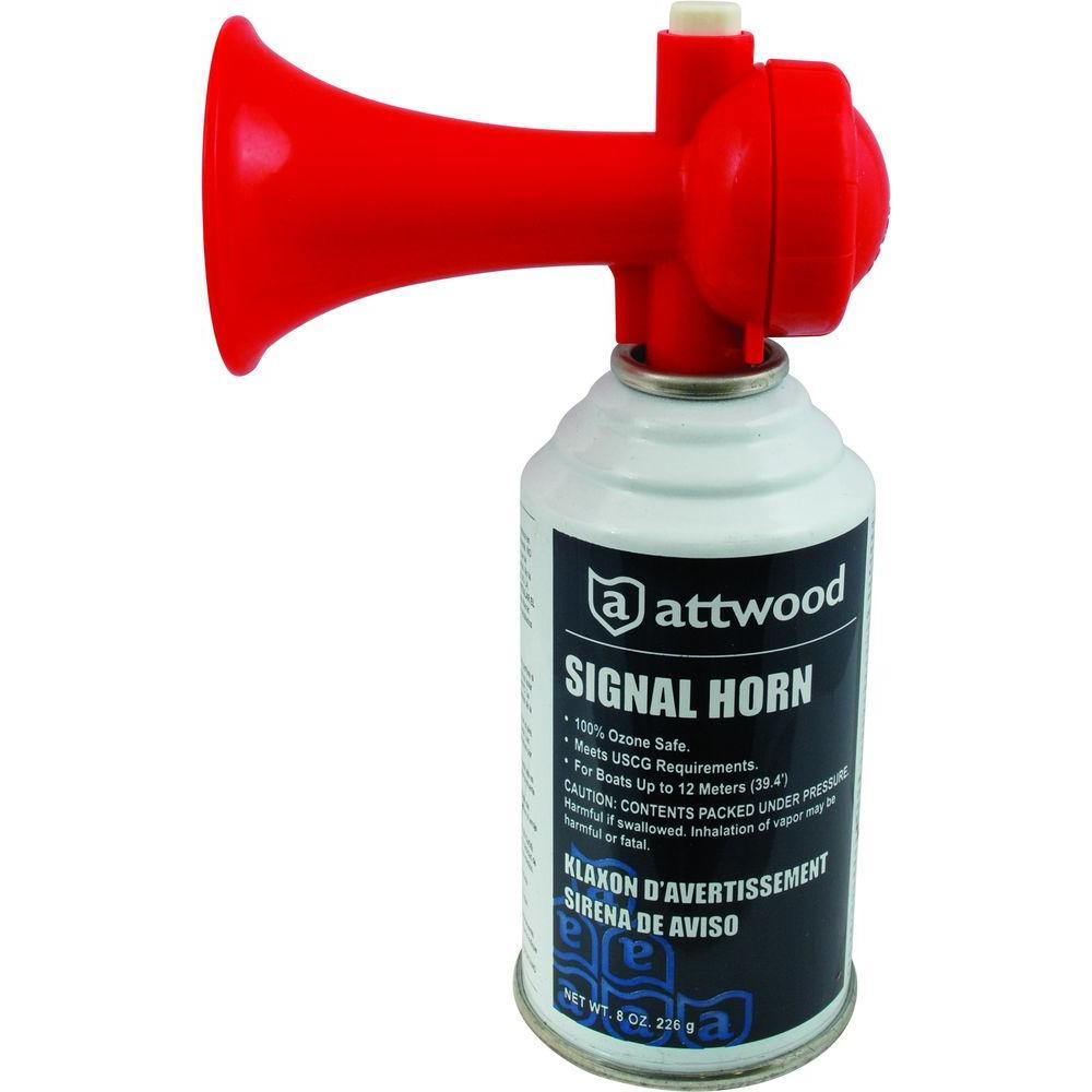 null 8 oz. Signal Horn