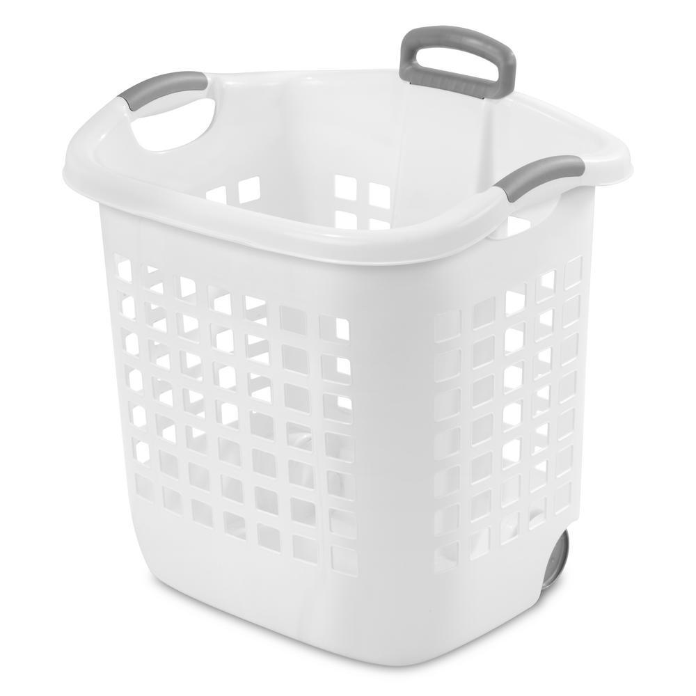 1.75 Bushel Ultra Wheeled Laundry Basket (Case of 4)