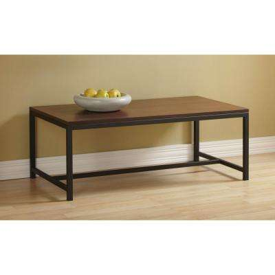 Foster Brown Coffee Table