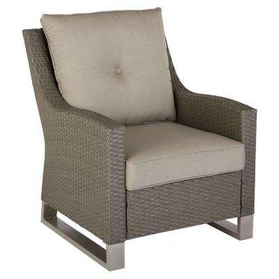Broadview Patio Club Chair in Sunbrella Spectrum Dove (2-Pack)