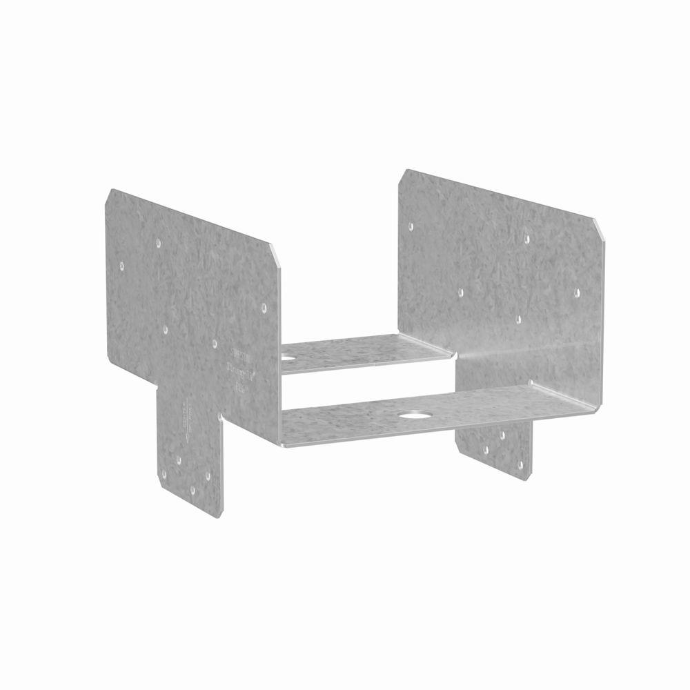 Simpson Strong-Tie PCZ ZMAX® Galvanized Post Cap for 6x