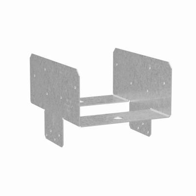 PCZ ZMAX Galvanized Post Cap for 6x Nominal Lumber