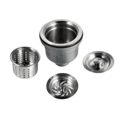 190-9300 Hi-Capacity Deep Basket Strainer