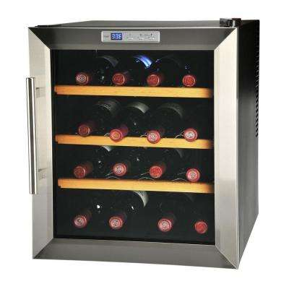 16-Bottle Wine Bar