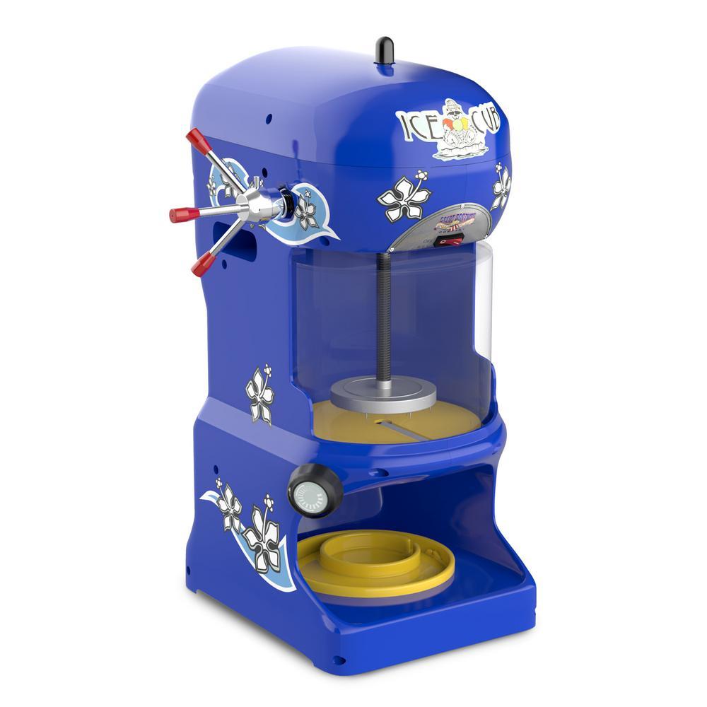 32 oz. Blue Countertop Snow Cone Machine
