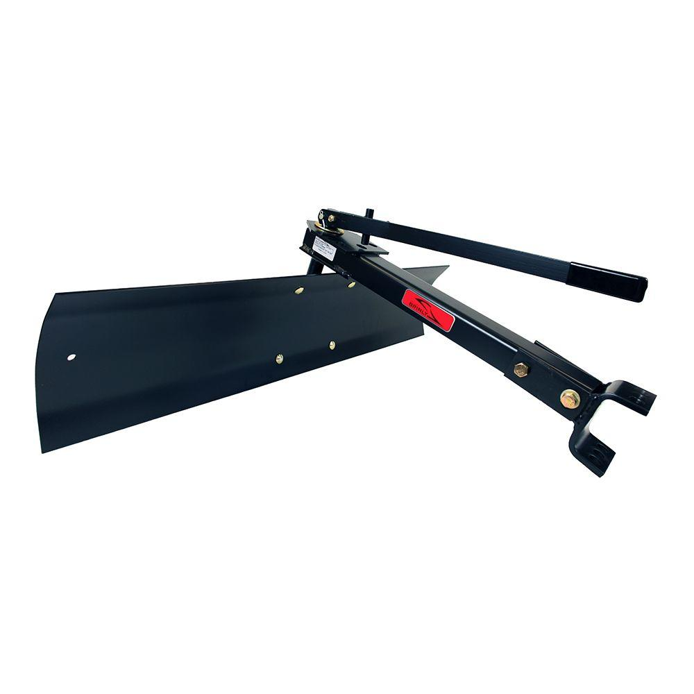 42 in. Sleeve Hitch Tow-Behind Rear Blade