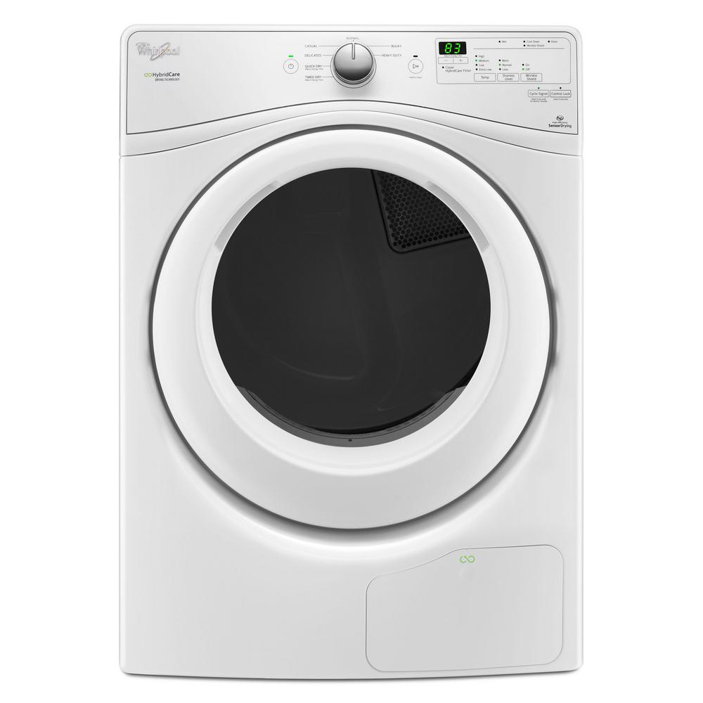 Whirlpool Ventless Dryer Home Depot