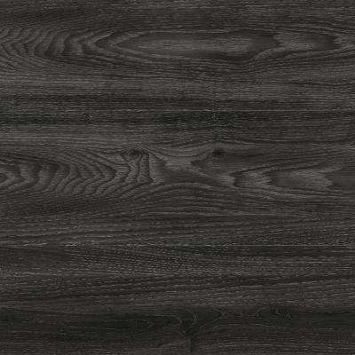 Wood Black Luxury Vinyl Planks Vinyl Flooring Resilient