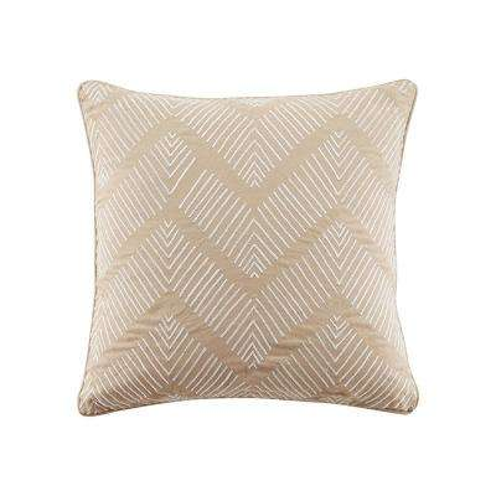 Dekota Fawn Downfill Decorative Pillow