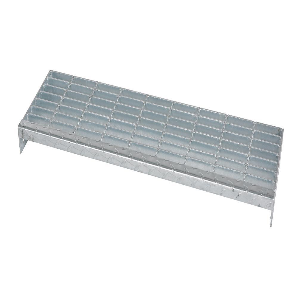 3 Foot Galvanized Steel Step