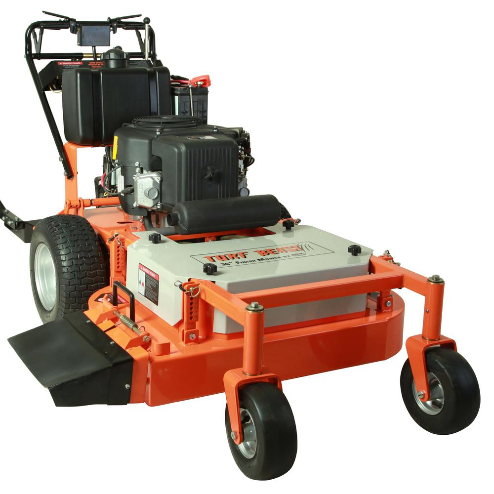 36 in. 22 HP Suburu EH65V Commercial Duty, Dual Hydro Walk