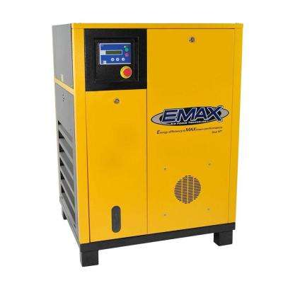 Premium Series 10 HP 3-Phase Stationary Electric Rotary Screw Air Compressor