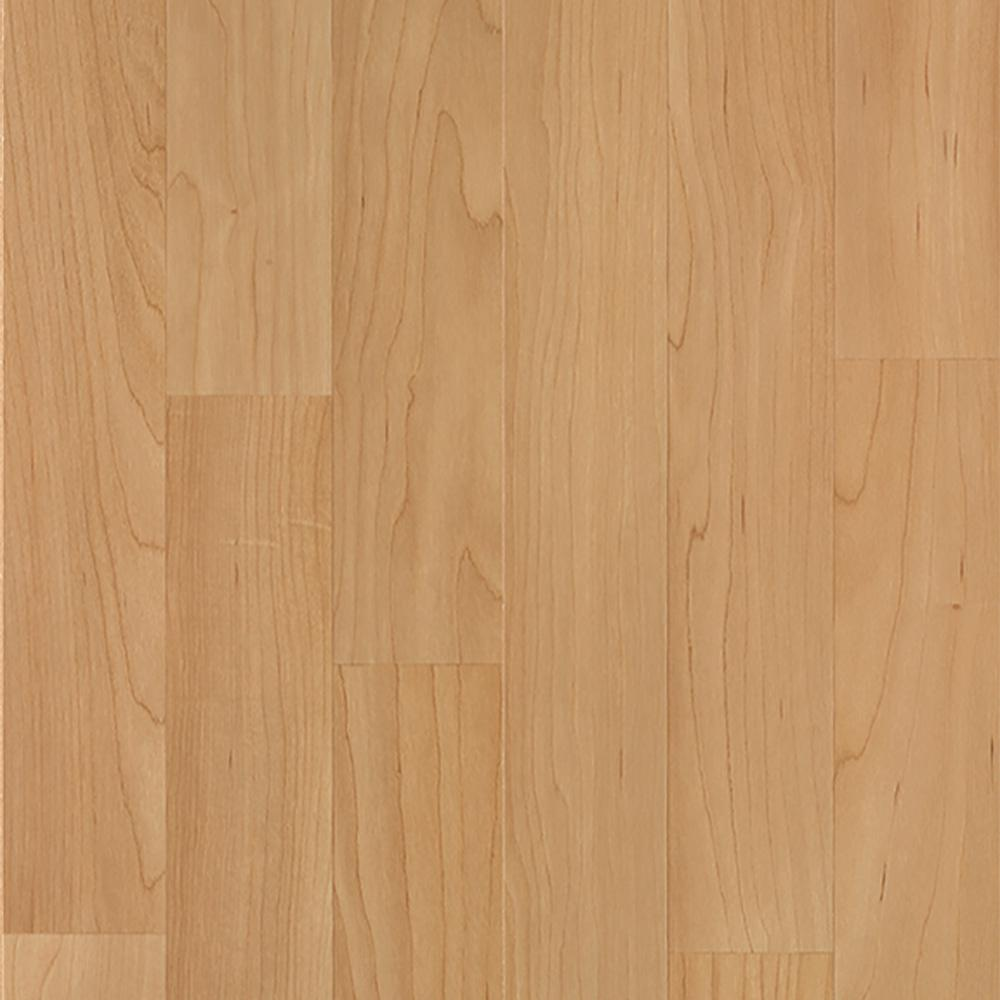 Mohawk Willow Creek Natural Maple 8 Mm Thick X 7.48 In. Wide X 47.24 In. Length Laminate Flooring (17.18 Sq. Ft./case), Light
