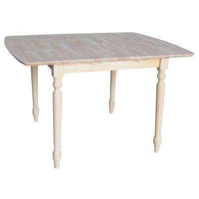 dining table - international concepts - the home depot
