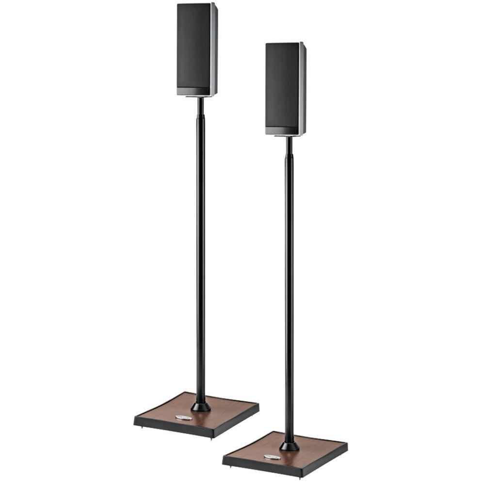 Omnimount gemini audiophile speaker stands 2 pack gemini for Stand 2 b