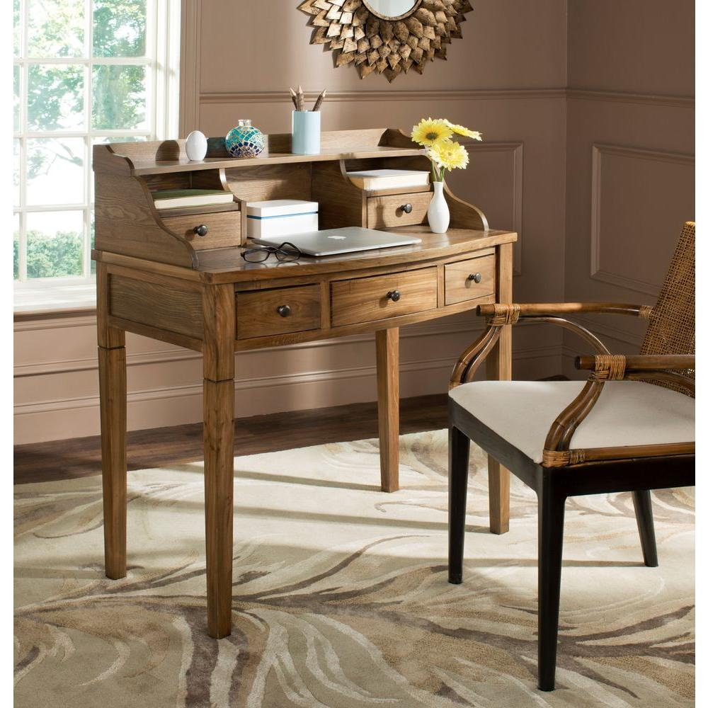 Safavieh Landon Um Oak Desk