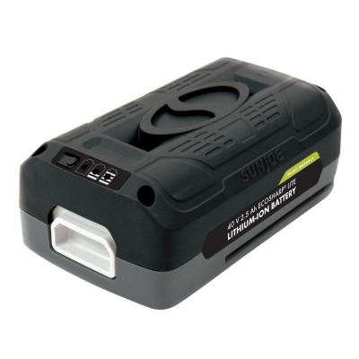 40-Volt 2.5 Ah Lithium-Ion Battery for iON Series