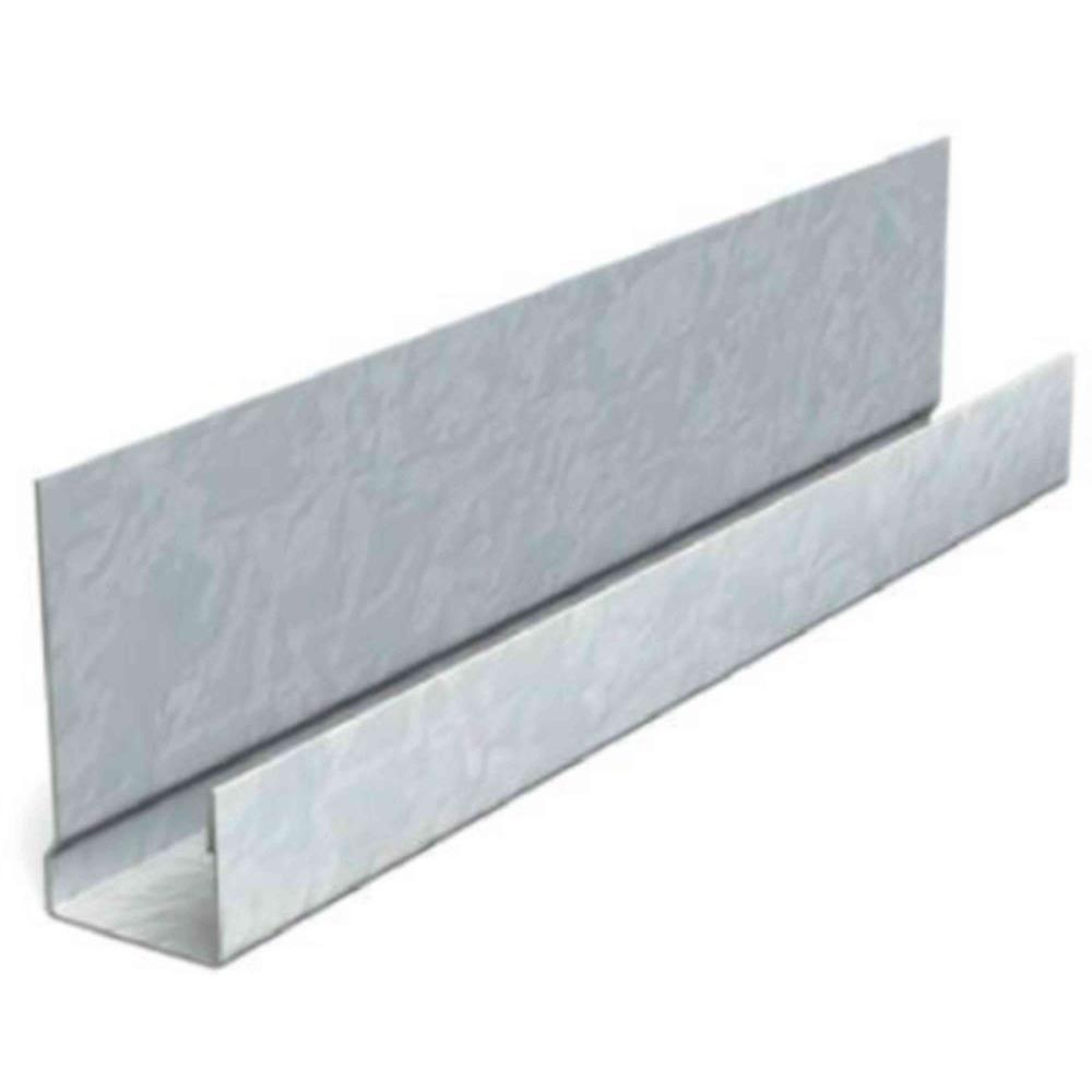 10 Ft Metal U Channel Trim 726640 The Home Depot