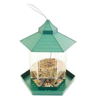 2.25 lb. Hanging Gazebo Bird Feeder