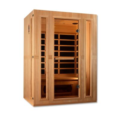 Maxxus Infracolor 3-Person Upgraded Far Infrared Sauna