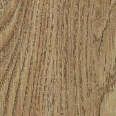 Take Home Sample - Hickory Natural Click Lock Luxury Vinyl Plank Flooring - 6 in. x 9 in.