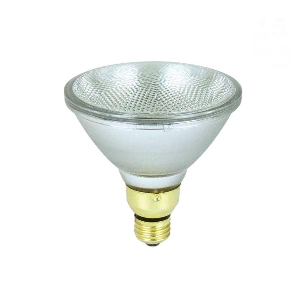 Feit Electric 45-Watt Par38 Flood Reflector Halogen Light Bulbs (15-Pack)