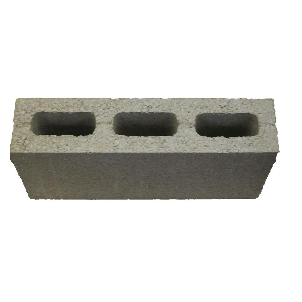 8 in. x 4 in. x 16 in. Concrete Block