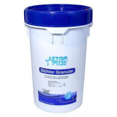 50 lb. Pool Stabilized Concentrated Chlorinating Powder Granules