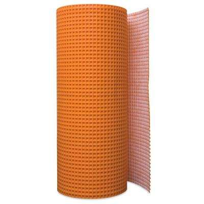 Ditra 150 sq. ft. 3 ft. 3 in. x 45 ft. 9 in. Uncoupling Membrane