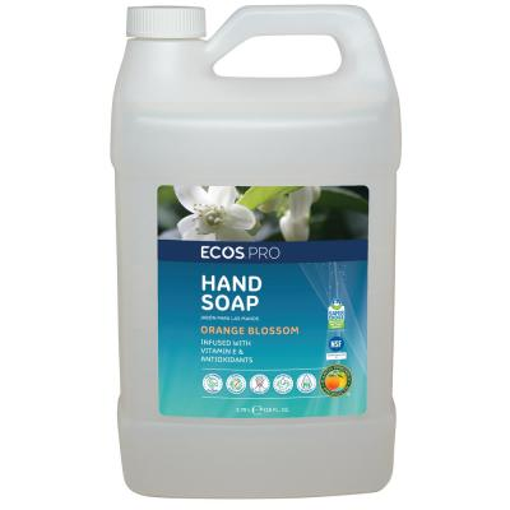 128 oz. Orange Blossom Scented Liquid Hand Soap