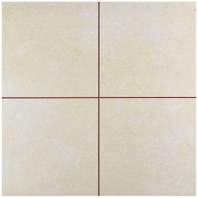 Evasion Hueso 17-5/8 in. x 17-5/8 in. Ceramic Floor and Wall Tile (11.1 sq. ft. / case)