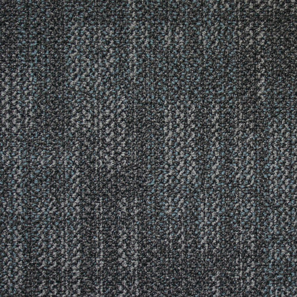 Carnegie Graphite Loop 19 7 In X Commercial Carpet Tile 20 Tiles