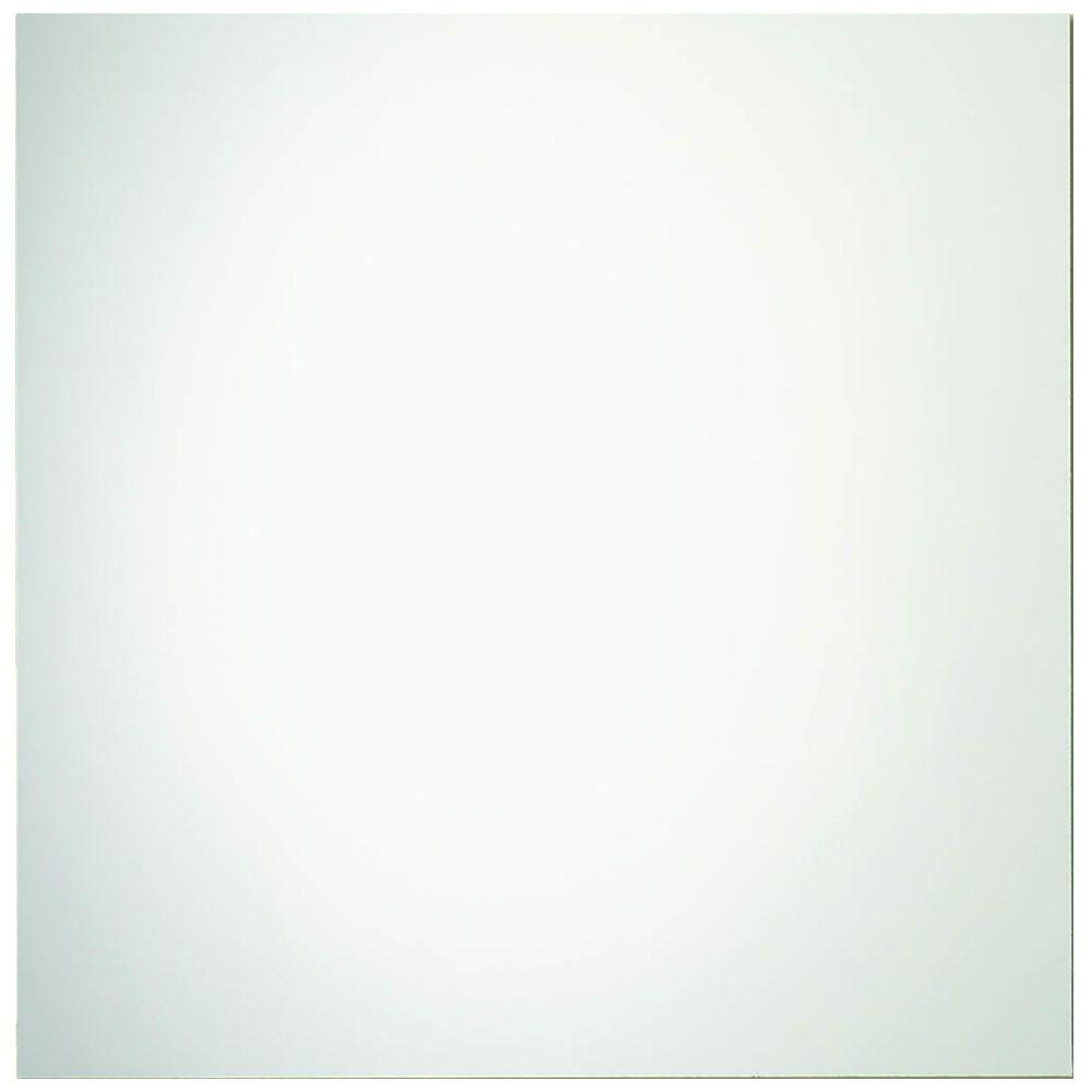 Glacier Bay 12 in. x 12 in. Plain Edge Mirror Tiles (6-Pack)