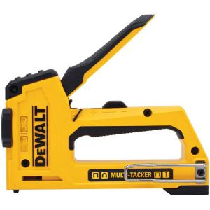 Dewalt 5 In 1 Multi Tacker Stapler And Brad Nailer Multi
