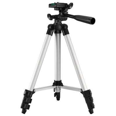 42 in. Aluminum Adjustable Tripod