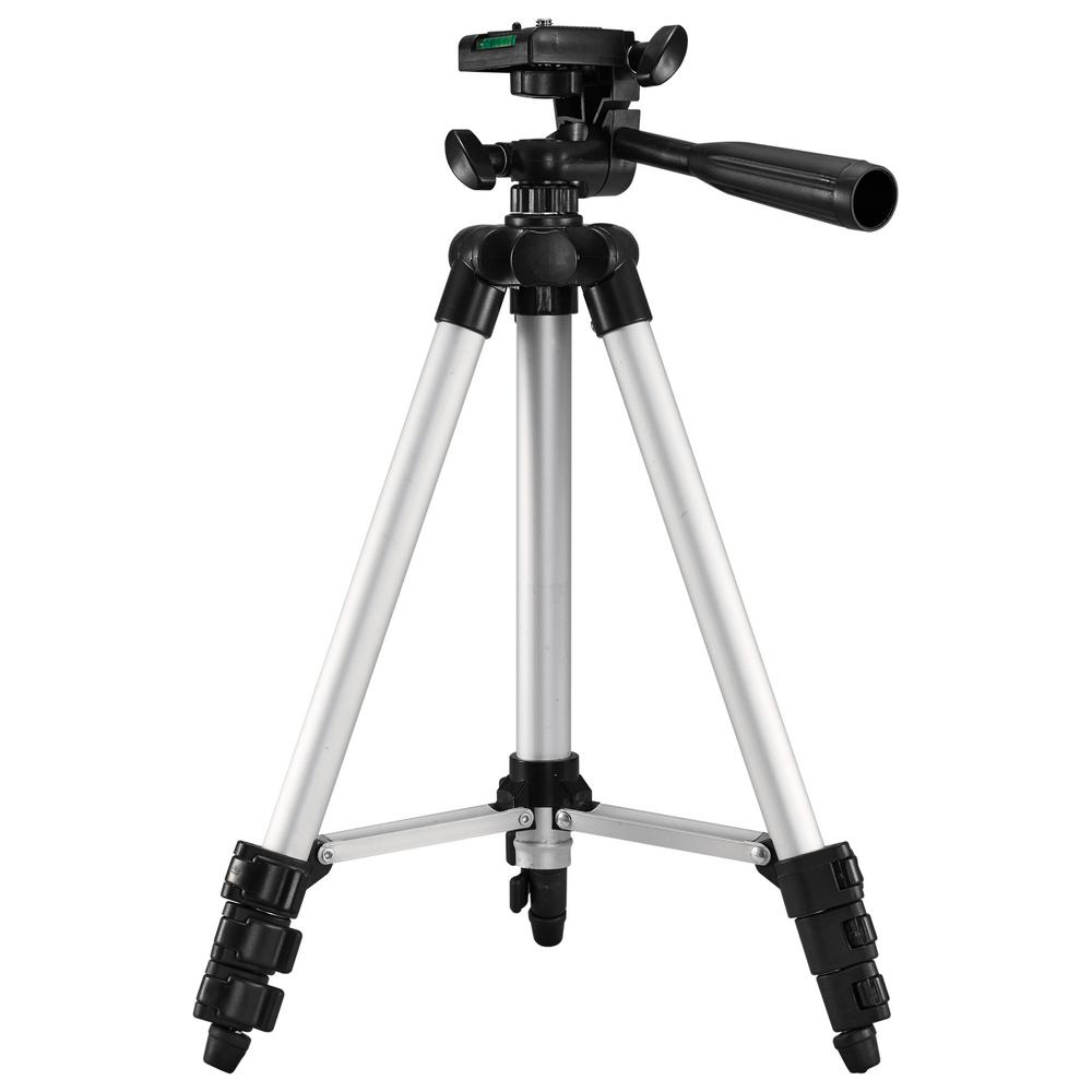 Aluminum Adjustable Tripod TPD427S   The Home Depot