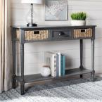 Winifred Grey Storage Console Table