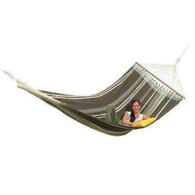 11 ft. 10 in. Cotton/Poly Blend Hammock in Cafe