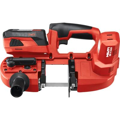 22-Volt SB 4-A22 Cordless Band Saw Tool Body with a 10 TPI to 14 TPI Blade