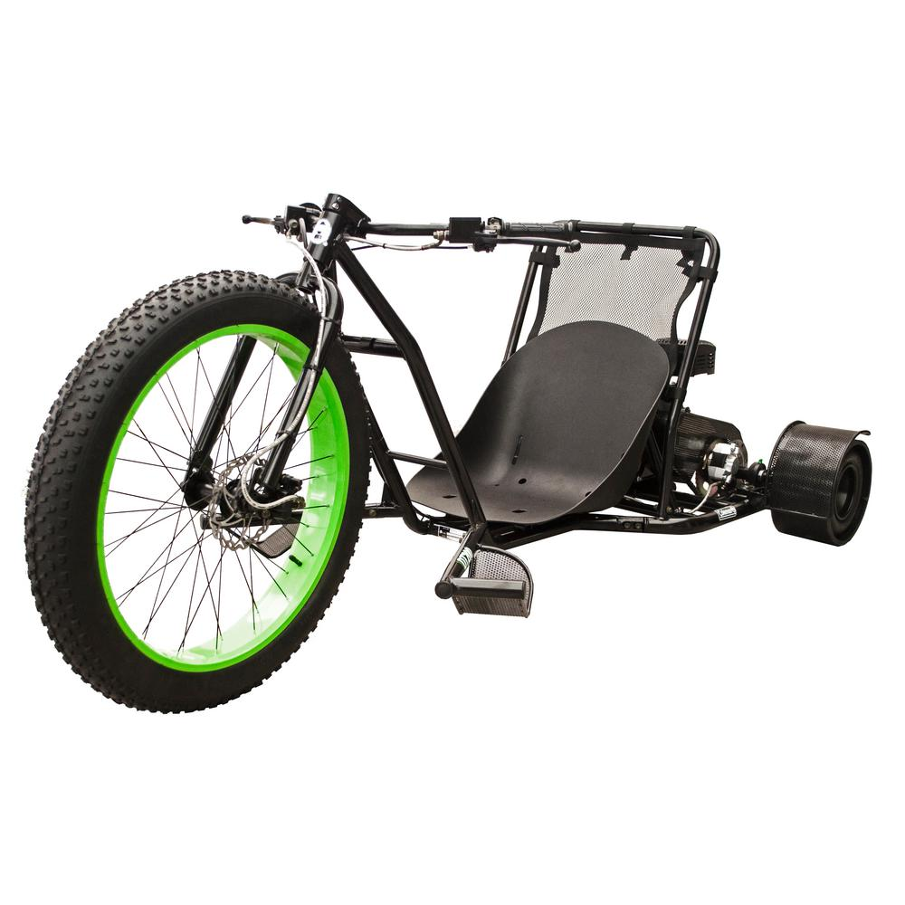 Coleman 196cc Drift Trike-DT200 - The Home Depot