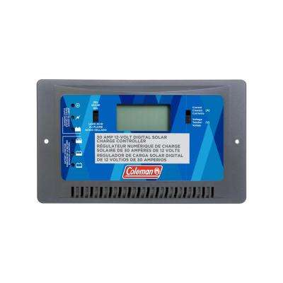 30 Amp Digital Charge Controller