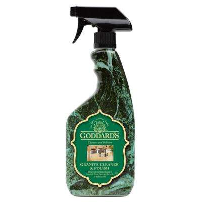 Granite Spray Cleaner and Polish