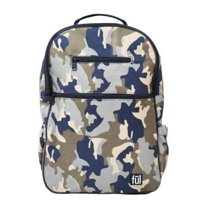 66b96735204b Olympia USA Hopkins 18 in. Navy Backpack-BP-5006-NY - The Home Depot