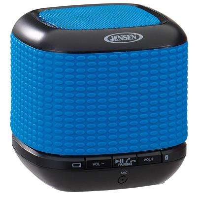 Portable Rechargeable Bluetooth Wireless Speaker with NFC - Blue