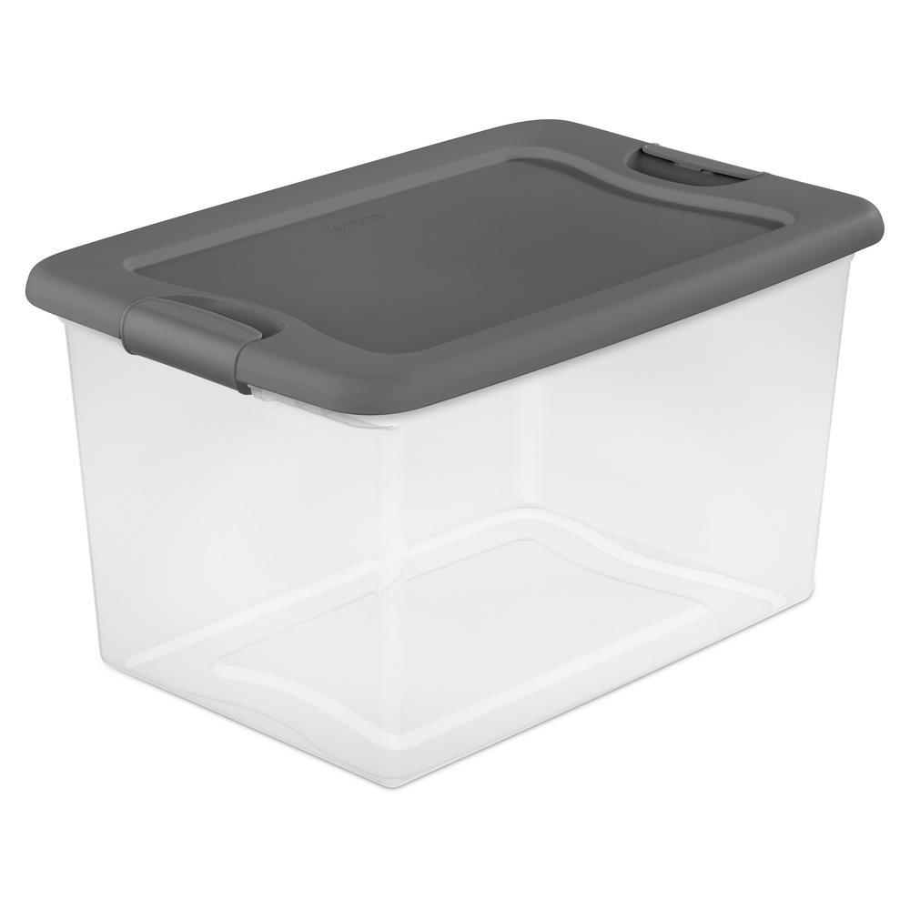 Sterilite 64 Qt. Latching Box